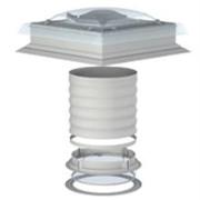Daglichtspot voor het platte dak